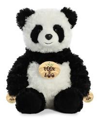 Aurora: Peek A Boo Plush - Panda