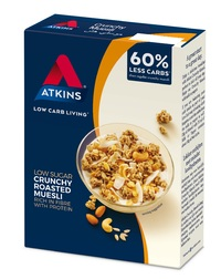 Atkins Low Carb Muesli 325g