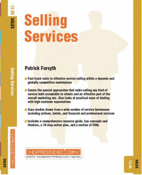 Selling Services by Patrick Forsyth image