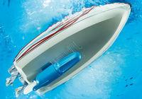 Playmobil: Family Fun - Speedboat & Underwater Motor (9428) image
