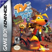 Ty the Tasmanian Tiger 3: Night of the Quinkan for Game Boy Advance