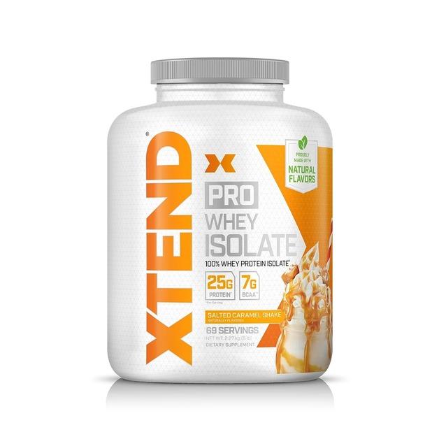 Xtend Pro Protein Powder: Salted Caramel Shake (69 Serve)