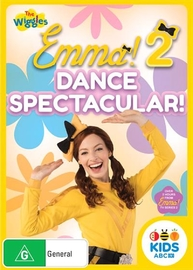 The Wiggles: Emma's Dance Spectacular on DVD image