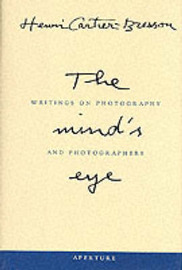 The Mind's Eye by Henri Cartier-Bresson image