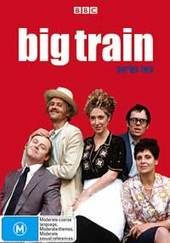 Big Train - Series 2 on DVD
