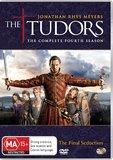 The Tudors - The Complete Fourth Season DVD