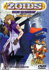 Zoids New Century Vol 2.2 on DVD