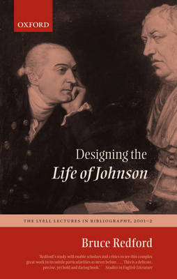 Designing the Life of Johnson by Bruce Redford