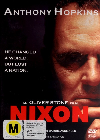 Nixon (2 Disc Set) on DVD image