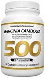SD Pharmaceuticals Garcinia Cambogia 500 (60 Caps)