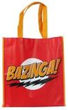 The Big Bang Theory Bazinga Shopping Tote Bag