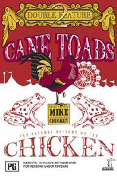 Unnatural History Of The Canetoad / Natural History Of The Chicken on DVD