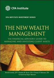 The New Wealth Management by Harold Evensky