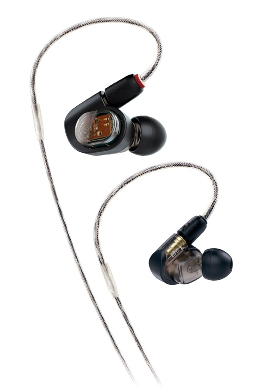 Audio-Technica: ATH-E70 Professional In-Ear Monitor Headphones