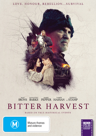 Bitter Harvest on DVD