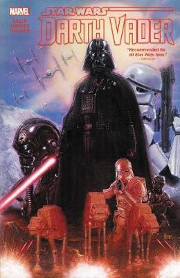 Star Wars: Darth Vader By Kieron Gillen & Salvador Larroca Omnibus by Kieron Gillen image