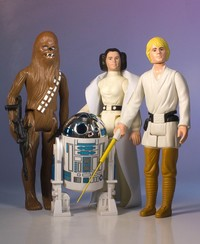 Star Wars - Early Bird Jumbo Figure Set
