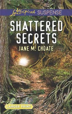 Shattered Secrets by Jane M Choate image
