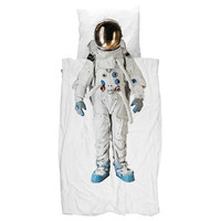 Snurk: Quilt Cover Set Astronaut - Single