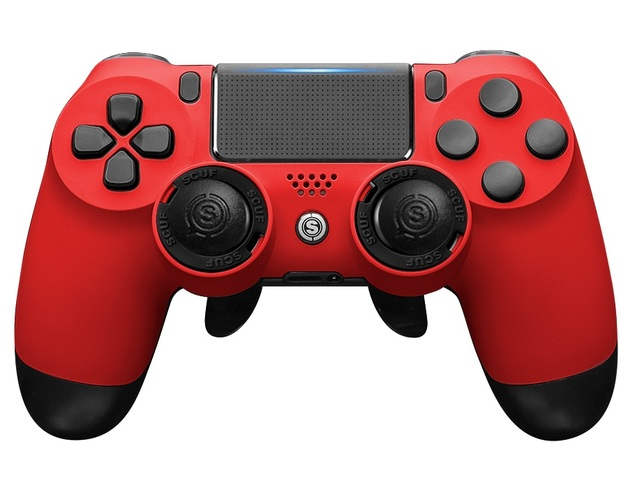 SCUF Infinity 4PS PRO Deluxe - Red for PS4