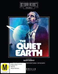 The Quiet Earth on Blu-ray