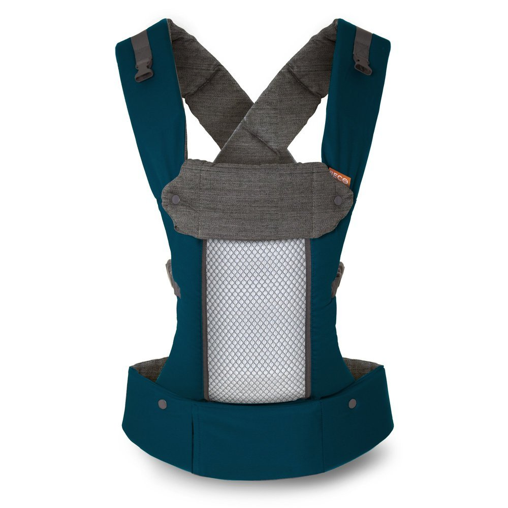 Beco 8 Baby Carrier - Teal image
