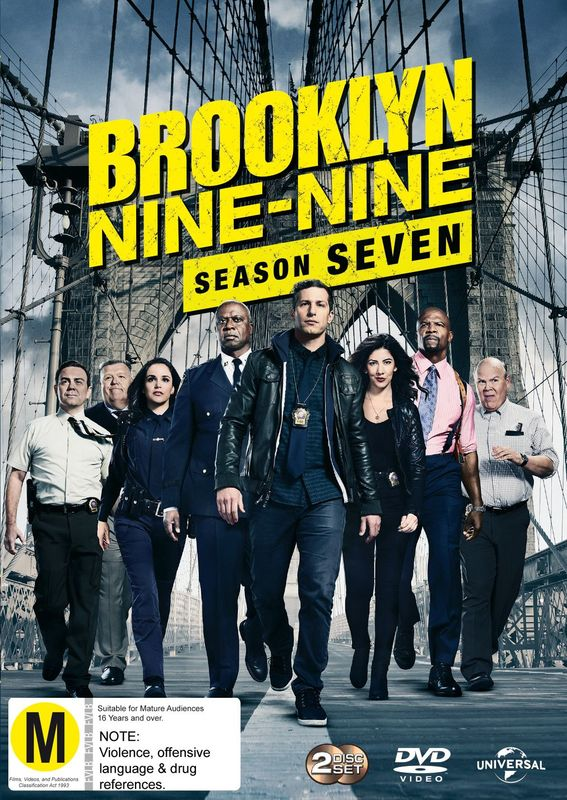 Brooklyn Nine-Nine - The Complete Seventh Season on DVD
