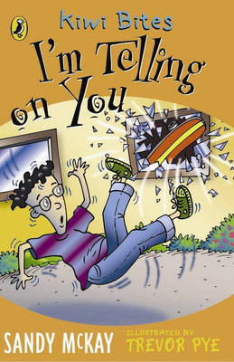 I'm Telling on You by Sally McKay image