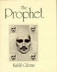 Prophet Pocket Edition by Kahlil Gibran image