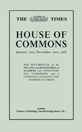 "The ""Times"" Guide to the House of Commons: v. 2 image"