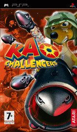 Kao Challengers for PSP