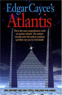 Edgar Cayce's Atlantis by Gregory Little image