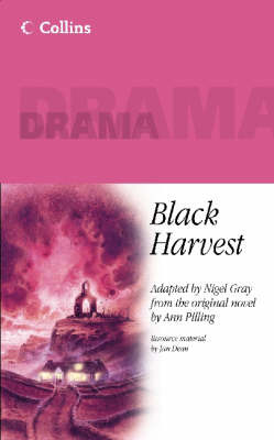 Black Harvest by Nigel Gray image