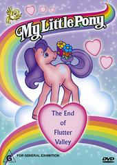 My Little Pony - The End Of Flutter Valley on DVD