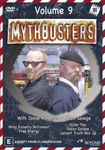 Mythbusters - Vol. 9 on DVD
