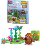 Mega Bloks: Moshi Monsters - Moshling Buildable Garden Playset