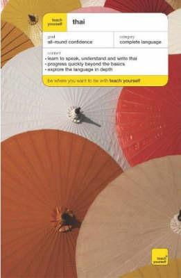Teach Yourself Thai by David Smyth