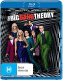 The Big Bang Theory - The Complete Sixth Season on Blu-ray