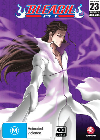 Bleach - Collection 23 on DVD image