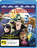 Hotel Transylvania on Blu-ray