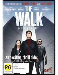 The Walk on DVD