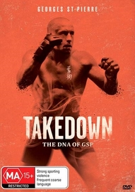 Takedown: The DNA of GSP on DVD