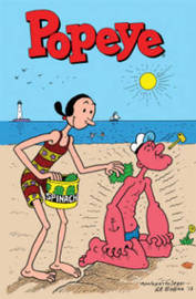 Popeye Volume 3 by Roger Langridge