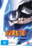 Naruto (Uncut): Origins - Collection 04 (Eps 164-220) on DVD