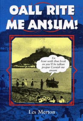 Oall Rite Me Ansum! by Les Merton image