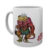 Rick and Morty: Demi Gorgon - Mug