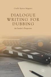Dialogue Writing for Dubbing by Giselle Spiteri Miggiani