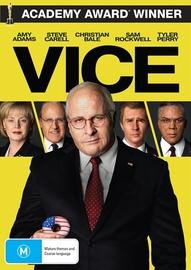 Vice on Blu-ray image