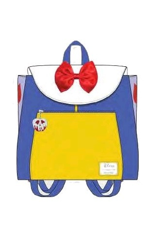 Loungefly: Snow White - Costume Mini Backpack