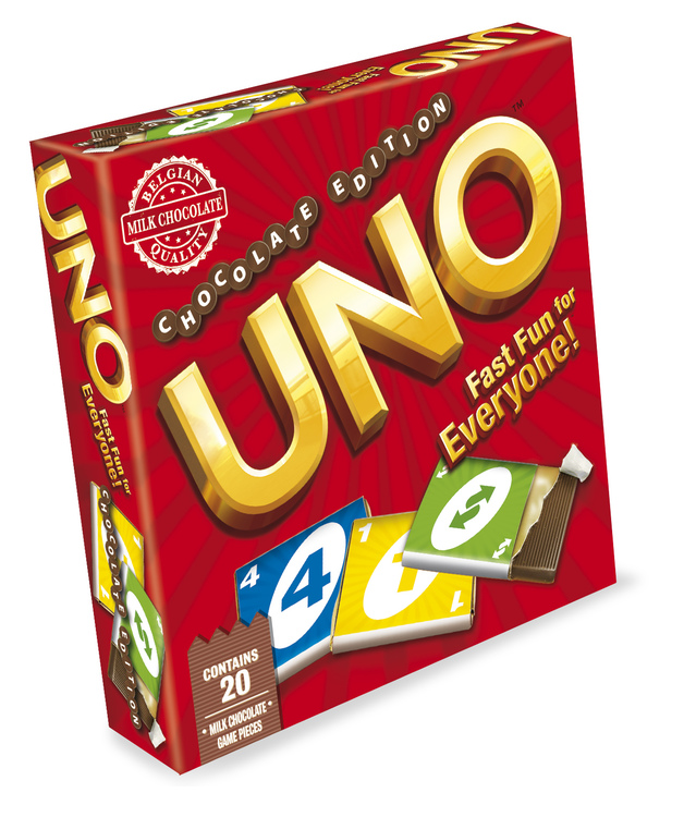 UNO Chocolate Game 90g